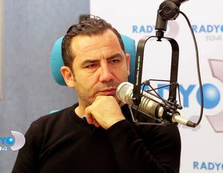 Ferhat Göçer Radyo D'nin konuğu oldu!
