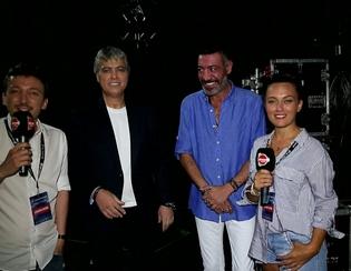 'Cengiz Kurtoğlu & Hakan Altun' Harbiye Açık Kava Konseri!