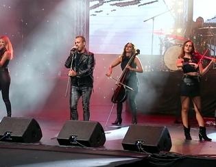 'Haluk Levent' Harbiye Açık Hava Konseri!
