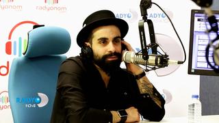 Gökhan Türkmen Radyo D'nin konuğu oldu!