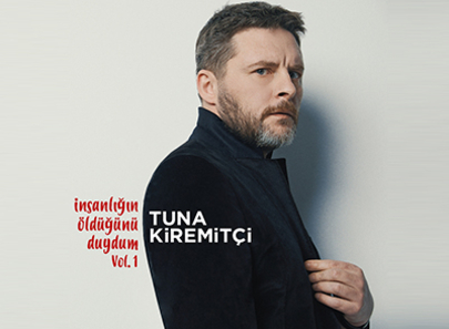 Tuna Kiremitçi'den Yeni EP, Yeni Video