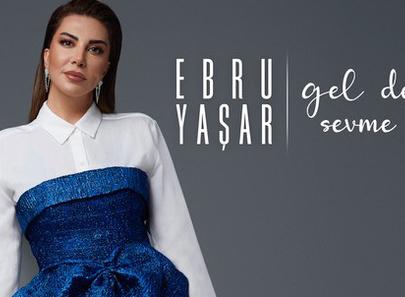 Ebru Yaşar'dan Yeni Albüm: 'Gel de Sevme'