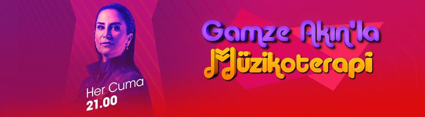 Dream Türk'ten yepyeni bir program: Gamze Akın'la Müzikoterapi!